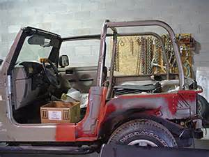 Jeep Panels How To Replace Panels On A Jeep Wrangler After A