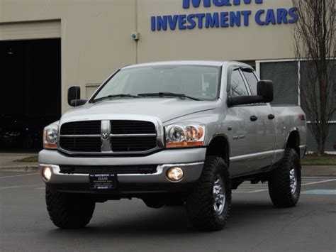 electronic toll collection 2003 dodge ram 2500 parking system 2006 dodge ram 2500 hemi 4x4 trx4 off road lifted 55 591 miles