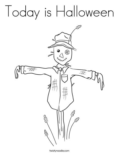 halloween coloring pages twisty noodle today is halloween coloring page twisty noodle