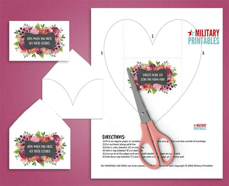 open when letters template open when envelopes open when letters printable envelope