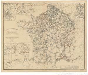 carte kilom 233 trique des chemins de fer fran 231 ais formant