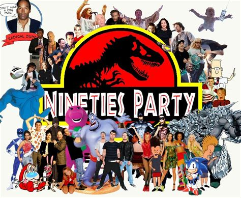 90 Best Images About birthday theme 90s 90s