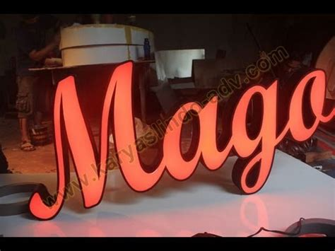Acrylic Huruf Timbul cara pembuatan huruf timbul acrylic