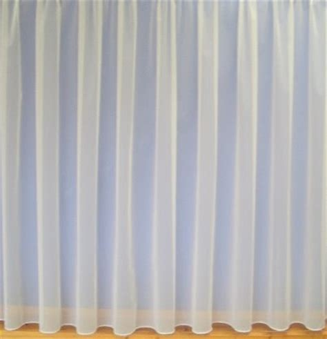 cutting curtains solid plain net curtains white choose drop sizes cut by