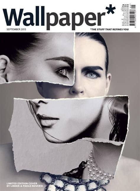 graphic design magazine cover layout 25 best ideas about wallpaper magazine on pinterest