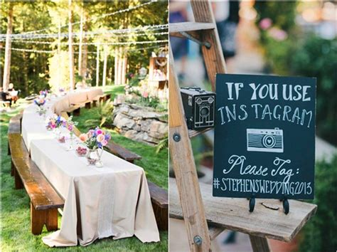 rustic backyard wedding reception ideas 33 backyard wedding ideas