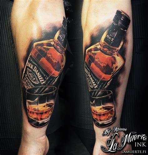 daniel tattoo by kimmo angervaniva la muerte ink