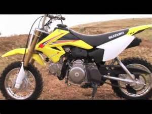 Suzuki 70 Dirt Bike Mxtv Mini Dirt Bikes Review Suzuki Dr Z 70