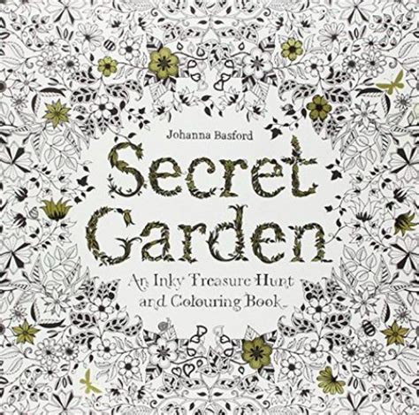 secret garden colouring book uk colouring book secret garden outsells as