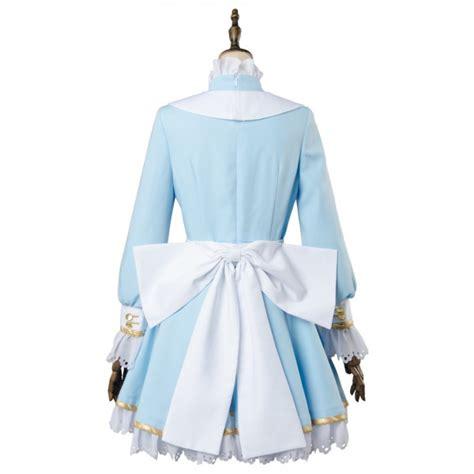 Wig Ohara Mari Aqours Ruler mari ohara live aqours ver costume suit dress skycostume