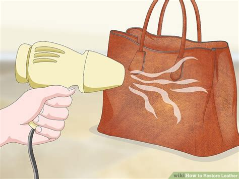 Restoring A Leather by 4 Ways To Restore Leather Wikihow