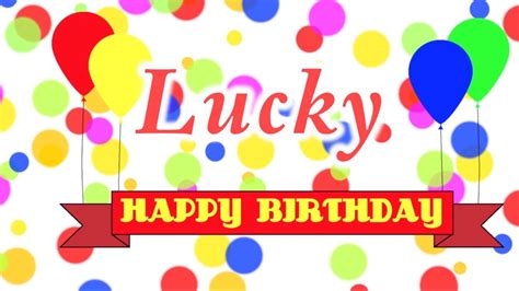 Happy Birthday Lucky Song Mp3 Download | happy birthday lucky song youtube