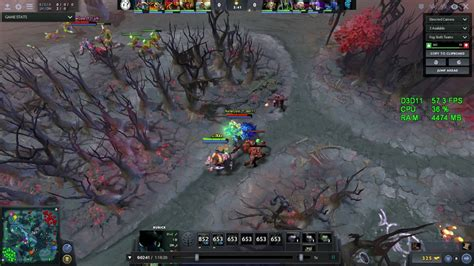 Dota Graphic 23 intel hd graphics 610 intel pentium g4560 dota 2 fps
