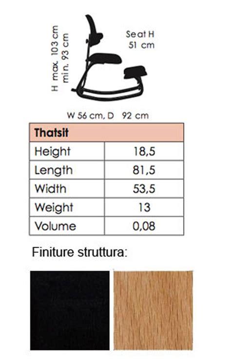 sedie varier sedia varier modello thatsit balans arredare moderno