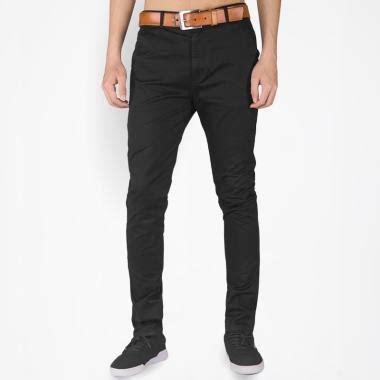 Celana Chino Hitam By Daino Store jual celana chino model terbaru harga murah
