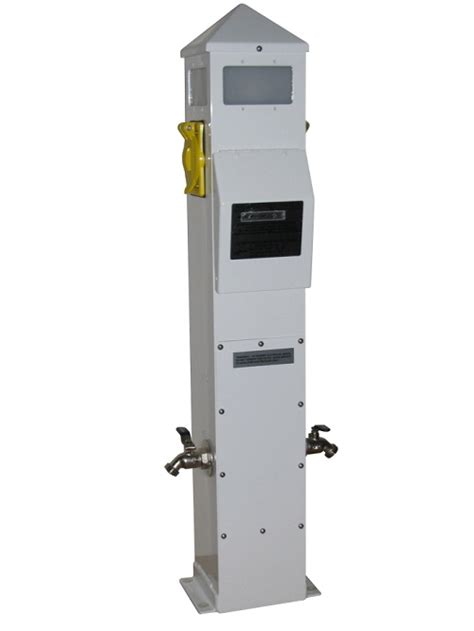 Dock Power Pedestal int l dock spc 36 2t shore power pedestal international dock products spc 36 2t power