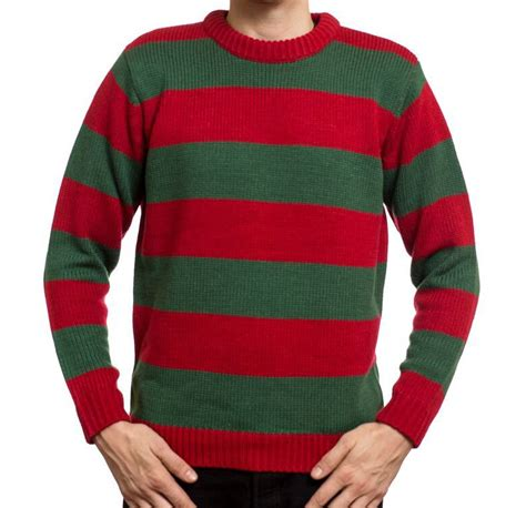 elm design clothes a nightmare on elm street freddy krueger sweater the