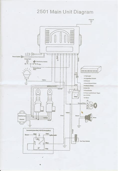 remote central locking wiring diagram 37 wiring diagram