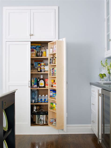 Kitchen Storage Cabinets Pantry by 20 Modern Kitchen Pantry Storage Ideas Home Design And