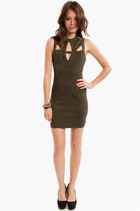 Dress Sesils stencil pencil dress tobi