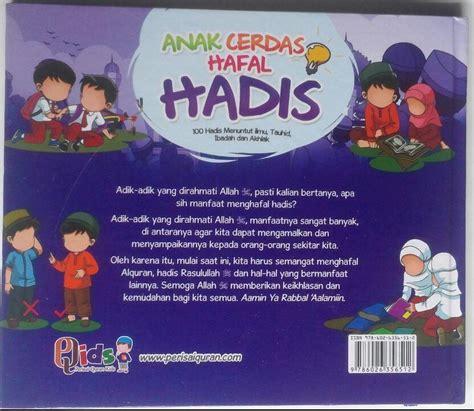 Bercerita Sambil Asyik Belajar Membaca Soft Cover buku anak cerdas hafal hadis 100 hadits menuntut ilmu dll