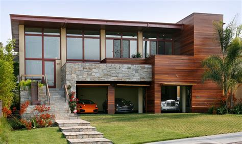 modern garages how to choose the right style garage for your home