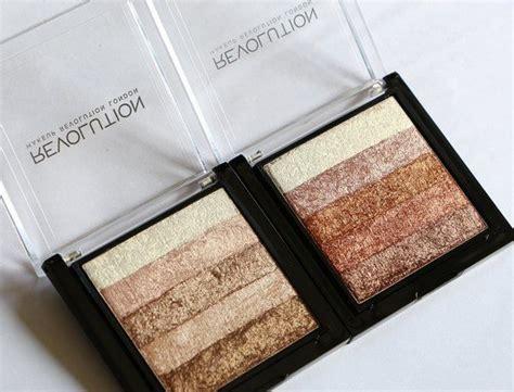 Makeup Revolution Shimmer Brick makeup revolution shimmer brick gold or radiant