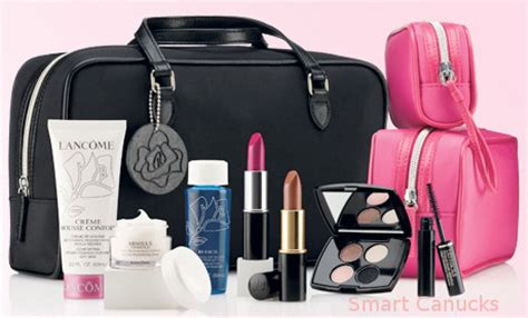 An Awesome Gift With Purchase From Lancome At Nordstrom by Sears Ca Awesome Lancome Gwp Canadian Freebies Coupons