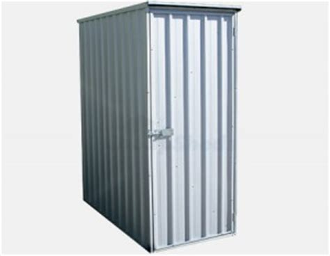 Slim Sheds by Absco Ezislim Is The Newest Slim Storage Shed On The Market