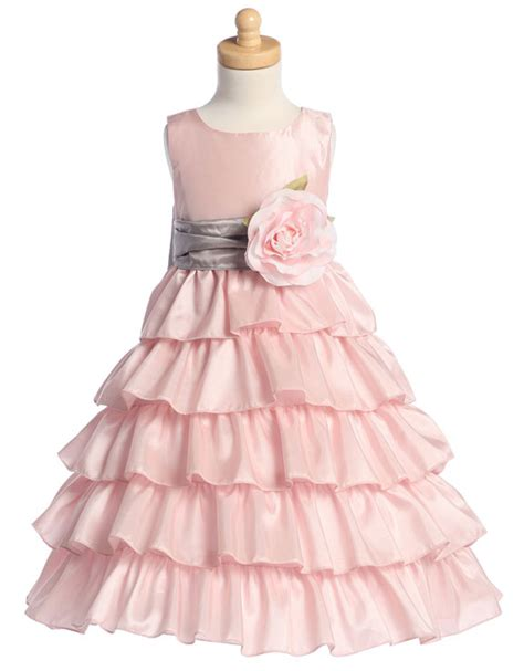 Boutique Girls Dresses : Baby, Little Girls Formal Holiday Dresses