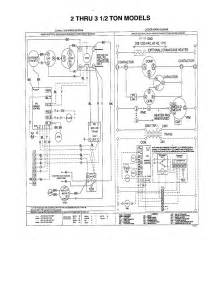 heil package heat schematic get free image about wiring diagram