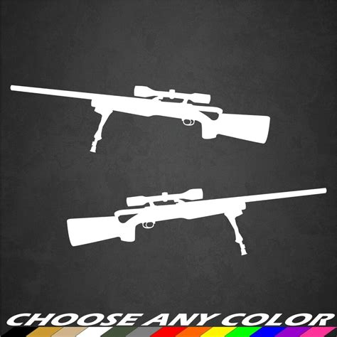 Free Gun Stickers By Mail