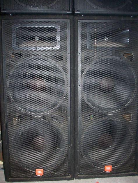 Speaker Jbl Jrx 125 jbl jrx125 image 283544 audiofanzine