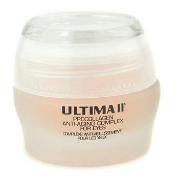 Lipstik Ultima Ii Procollagen ultima ii procollagen anti aging complex for 15 ml anti ageing augencreme mit kollagen