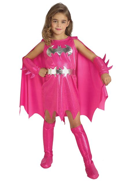 superhero halloween costumes for girls pink batgirl supergirl girl superhero fancy dress kids
