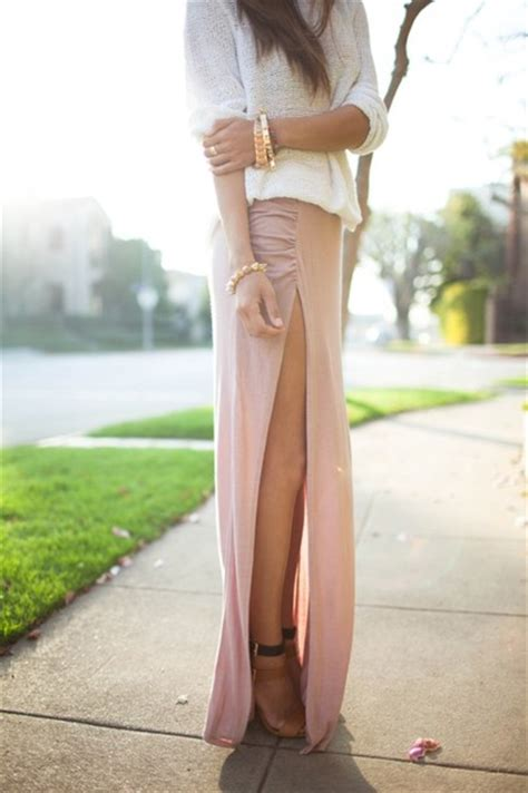 skirt maxi skirt blouse song of style sweater shoes
