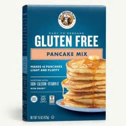 pancake flour gluten free pancake mix king arthur flour