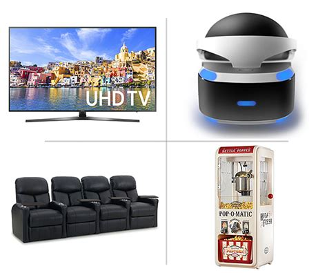 12 things you need to create the ultimate home theater