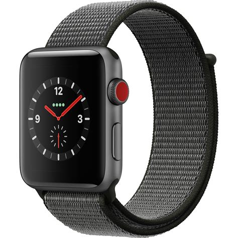Apple Serie 3 Montre by Apple Series 3 42mm Smartwatch Mqk62ll A B H Photo
