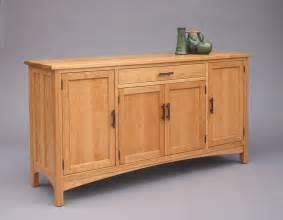 sideboard buffet furniture craftsman sideboard hardwood artisans handcrafted dining