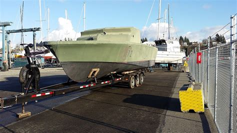 pbr boat for sale uniflite us navy mk ii pbr 1972 for sale for 7 500