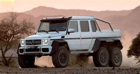 mercedes 6x6 mercedes g63 amg 6x6 newport convertible engineering