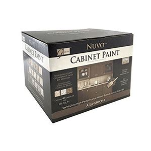 nuvo cabinet paint titanium infusion giani countertop paint kit by giani counter top looks like giani