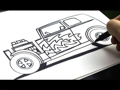how to draw a rod step by step cars draw cars how to draw a rod for