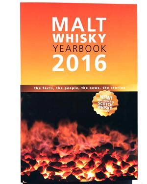 malt whiskey yearbook 2018 the facts the the news the stories books malt whisky yearbook 2016 tilbud af ingvar ronde