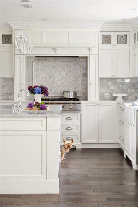 kitchen design gray subway tiles home ideas