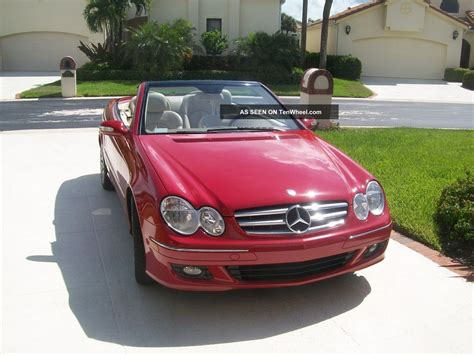 convertible mercedes red clk 350 convertible 2017 2018 best cars reviews