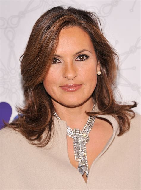 Mariska Hargitay Hairstyles by Mariska Hargitay Layered Cut Hairstyles Lookbook
