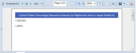java pattern expression exle tip custom pattern expression exle for percentage