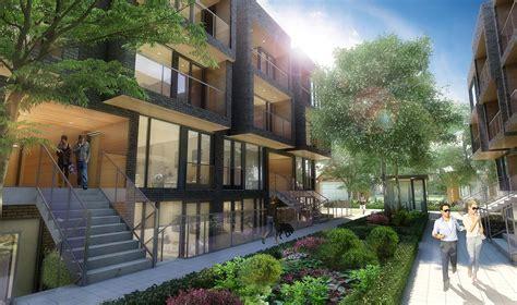 Sherwood Park Modern Townhomes Prices & Floorplans